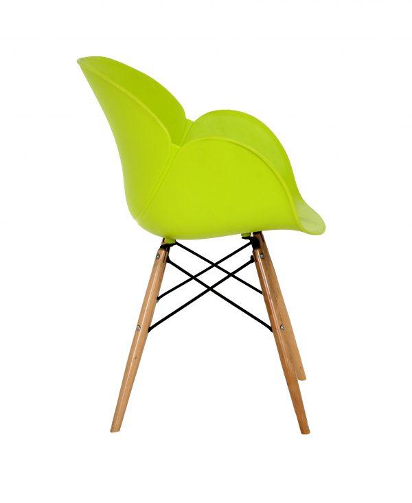 silla-auxiliar-en-polipropileno-patas-en-madera-referencia-FL-08W- lado-A