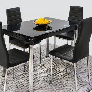 mesa-comedor-extensible-negra-de-4-a-6-puestos-referencia-sharom