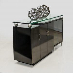 biffe-madera-oscuro-vidrio-adornos-aluminioreferencia-vivaldi