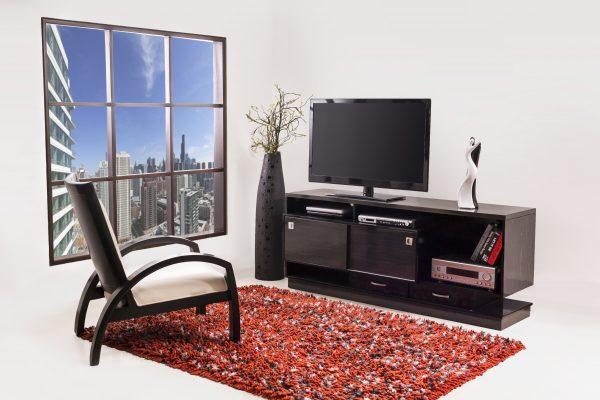 centro-entretenimiento-tv-en-madera-roble-oscuro-referencia-bilbao