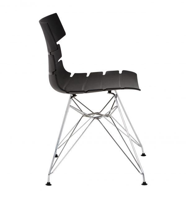 silla-auxiliar-polipropileno-patas-cromadas-referencia-costado-CT-622